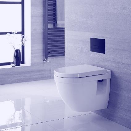 Calcaire dans les WC